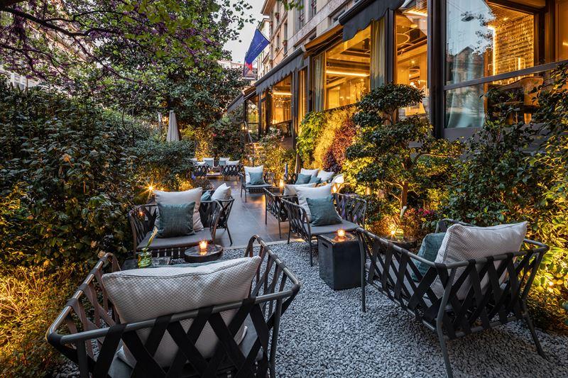 Отели Италии: Baglioni Hotel Carlton (Милан) - фото 3