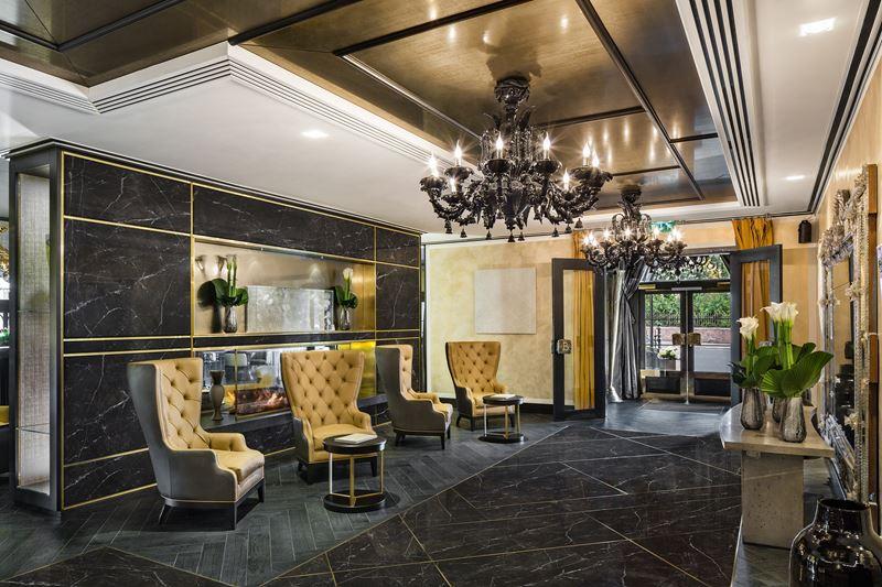 Отели Англии: Baglioni Hotel London - фото 2