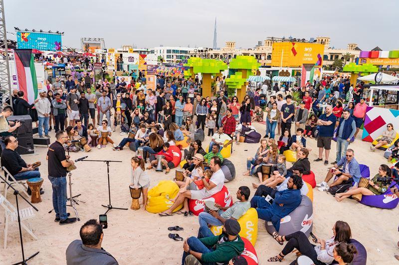 Дубайский гастрономический фестиваль (26 февраля – 14 марта 2020)