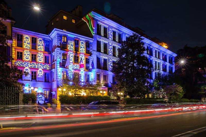 Отели Италии: Baglioni Hotel Carlton (Милан) - фото 1