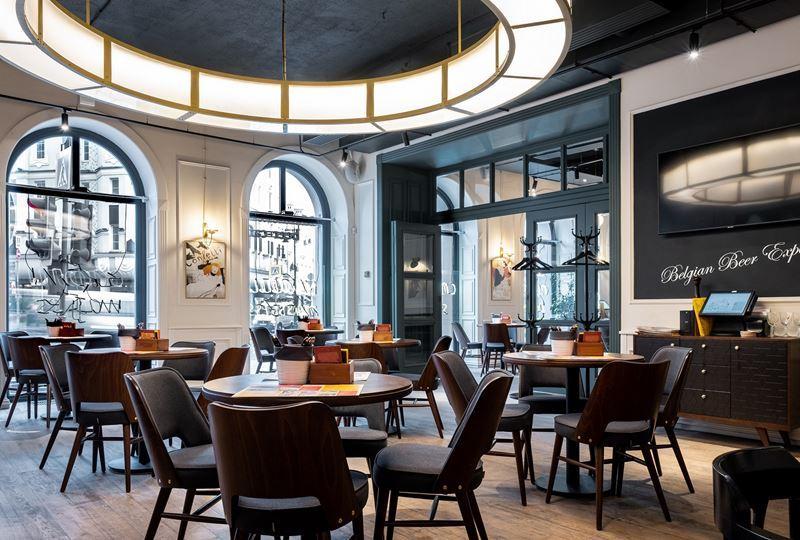 Новое место в Москве: бельгийское кафе Manneken Pis - фото 2