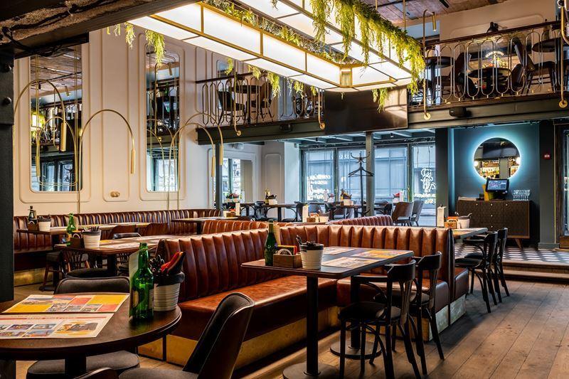 Новое место в Москве: бельгийское кафе Manneken Pis - фото 1