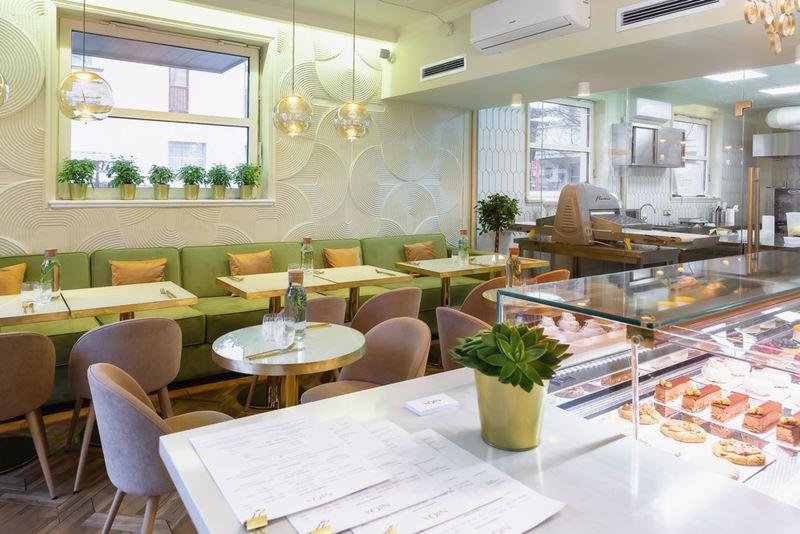 Новое место в Москве: французская кондитерская Niqa Patisserie & Cafe - фото 1