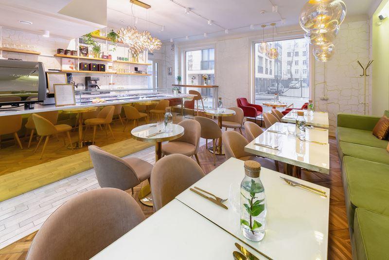 Новое место в Москве: французская кондитерская Niqa Patisserie & Cafe - фото 2
