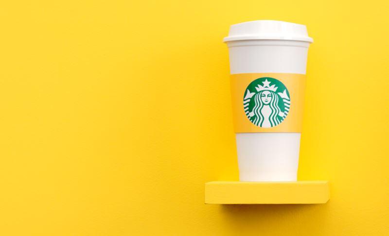 новые вкусы любимых напитков Starbucks - Blonde Cup
