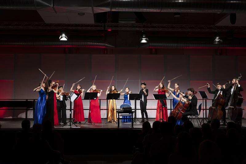 Фестиваль классической музыки VP Bank Classic Festival 2020 в Grand Resort Bad Ragaz (7 – 14 февраля)