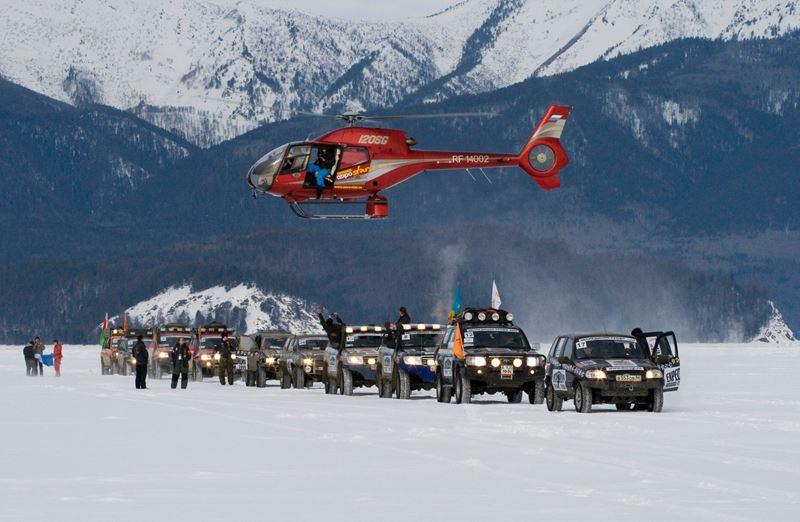 Мурманск-Владивосток: «Экспедиция-Трофи 2020» стартует 23 февраля