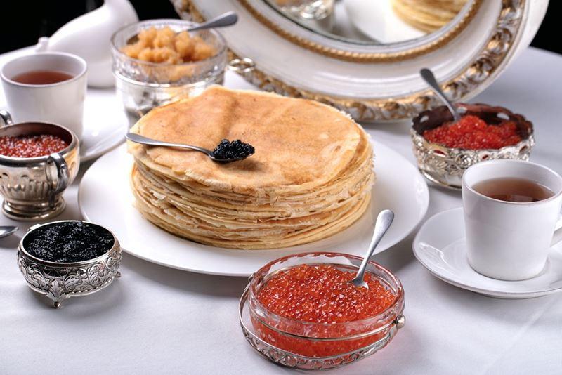 Рецепты блинов - Блины по-ленинградски (на кефире)