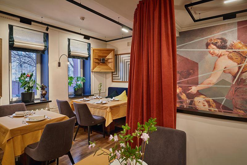 Новые акценты: обновлённый ресторан итальянской кухни Accenti - фото 1