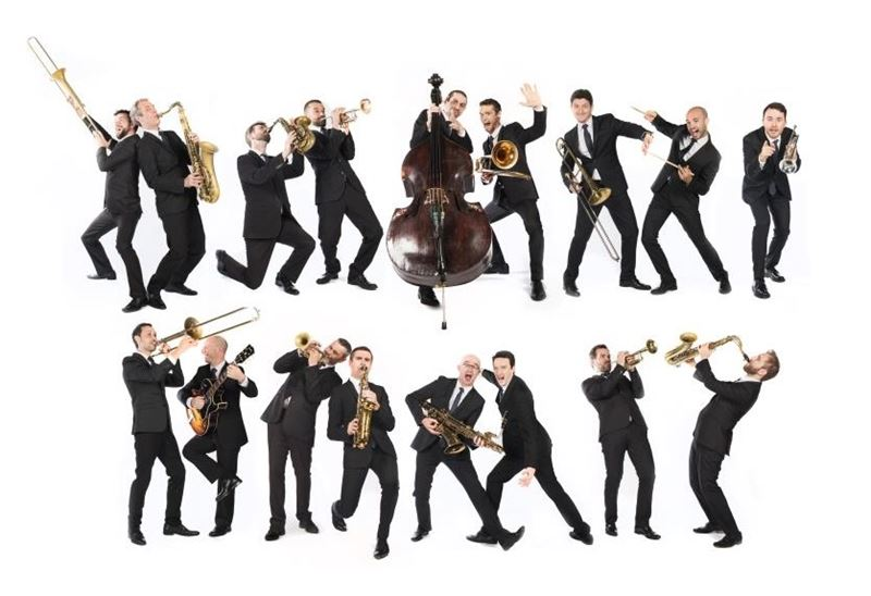 Джазовый фестиваль Jazz à la Grange на курорте Эвиан (14-16 февраля 2020)