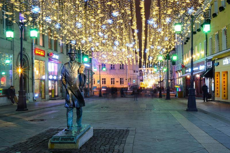 Лучшие места для романтических фотографий в Москве - Улица Никольская