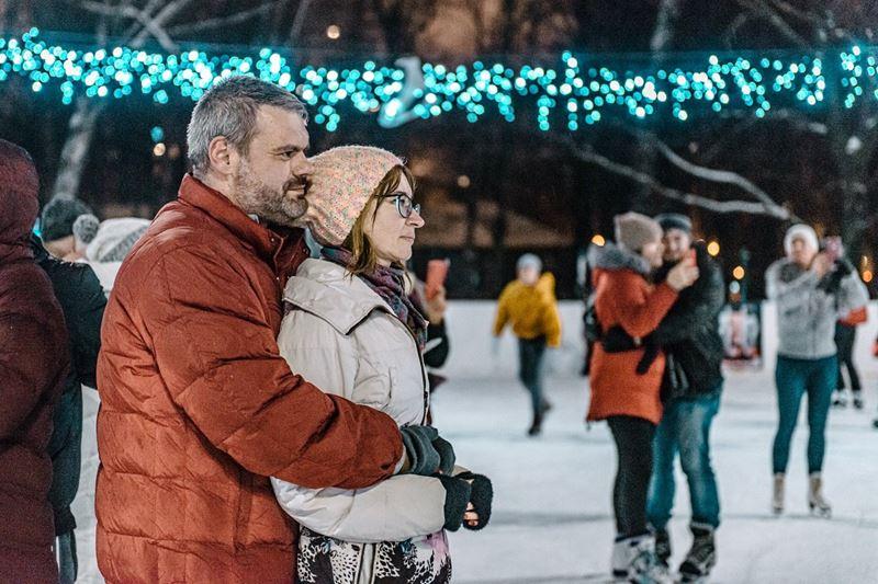 Лучшие места для романтических фотографий в Москве -