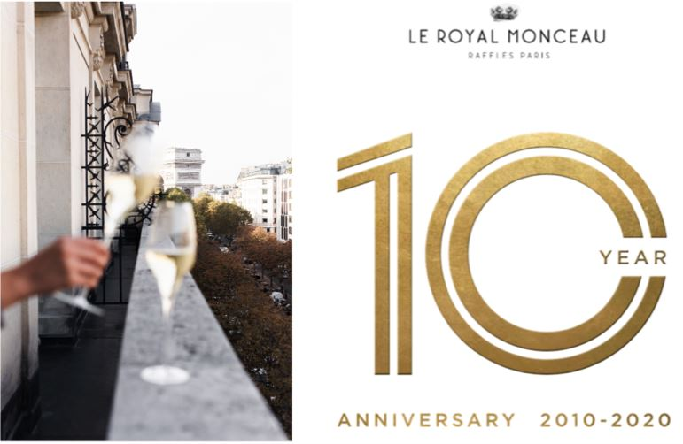 10 секретов отеля Le Royal Monceau – Raffles Paris