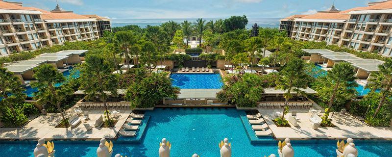 3 лучших номера в отеле Mulia Bali -
