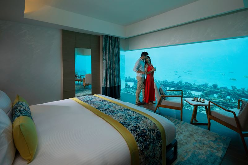 Океанская романтика: открытие эксклюзивных вилл Aqua Villa в Pullman Maldives Maamutaa Resort