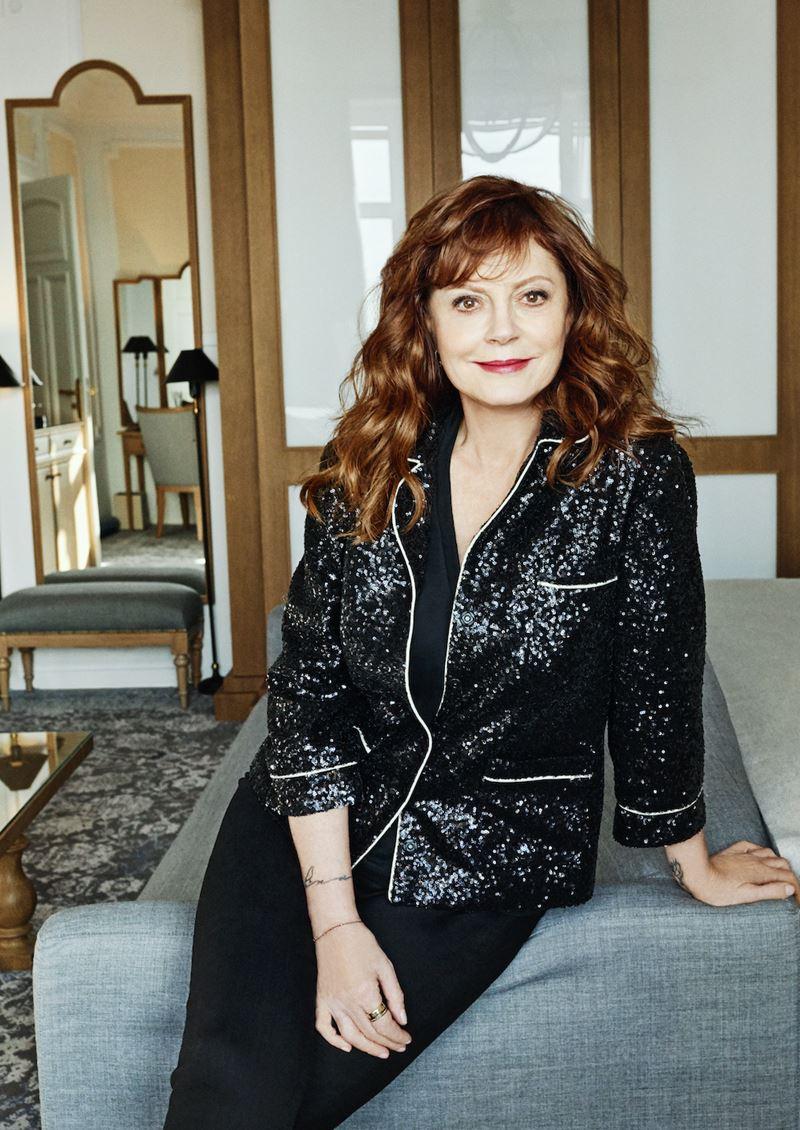 Сьюзан Сарандон стала амбассадором Fairmont Hotels & Resorts