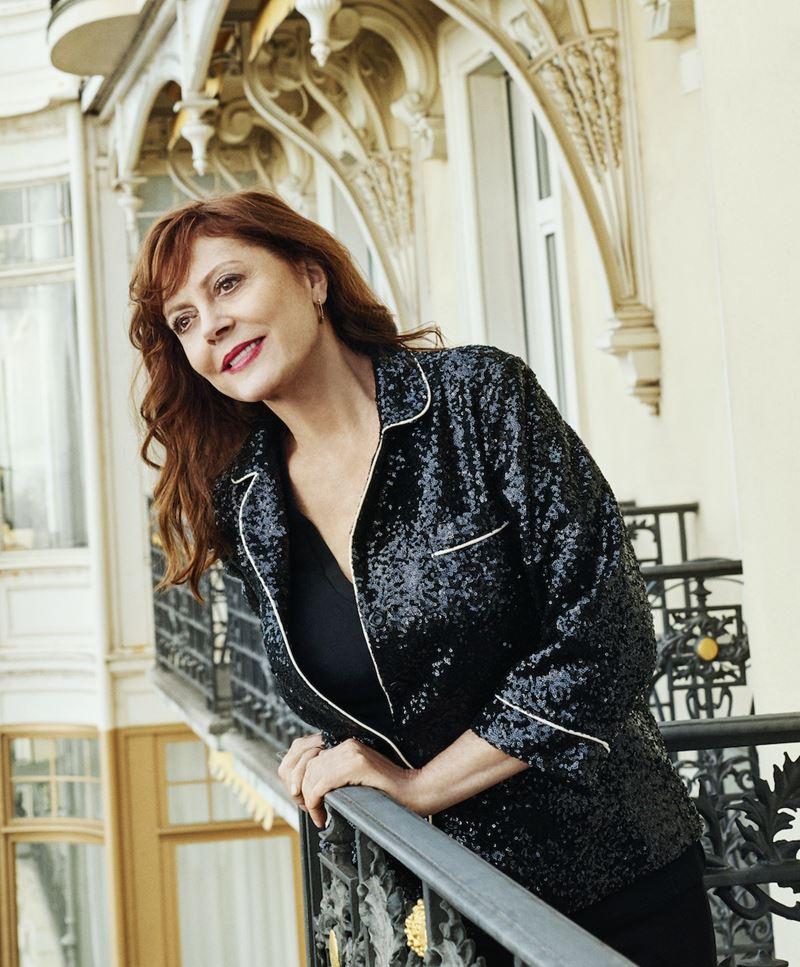 Сьюзан Сарандон стала амбассадором Fairmont Hotels