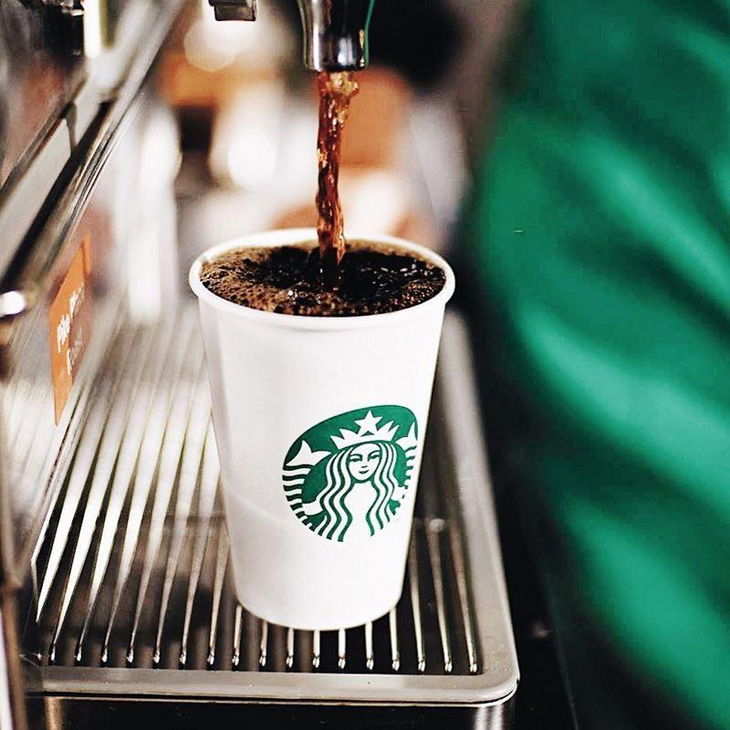 Starbucks предлагает идеи оригинальных подарков к 23 февраля