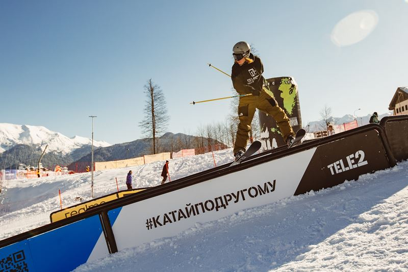 Tele2 составила рейтинг популярных горнолыжных комплексов и курортов  Москвы и области
