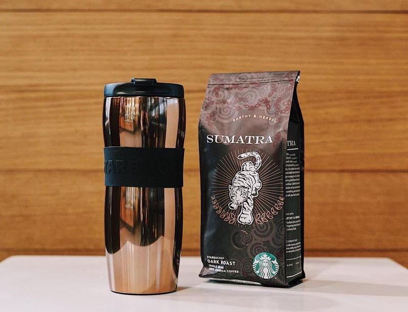Starbucks - идеи оригинальных подарков к 23 февраля