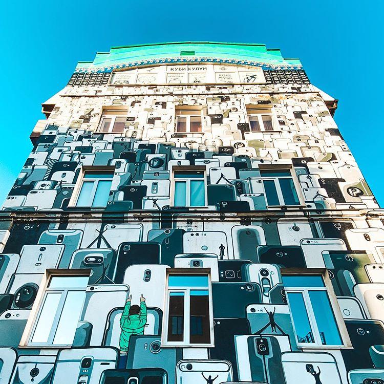 Лучшие места для романтических фотографий в Москве - Дизайн-квартал «Флакон»