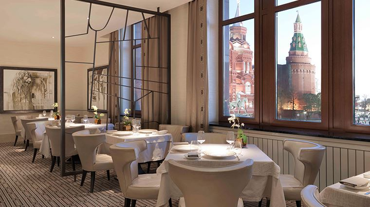 Forbes Travel Guide Star Rating Awards - Four Seasons Hotel Moscow