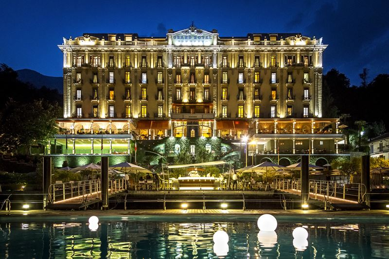 Grand Hotel Tremezzo (Италия, о. Комо) - фото 1