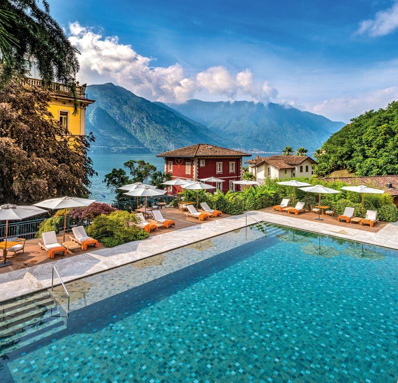 Grand Hotel Tremezzo (Италия, о. Комо) - фото 2