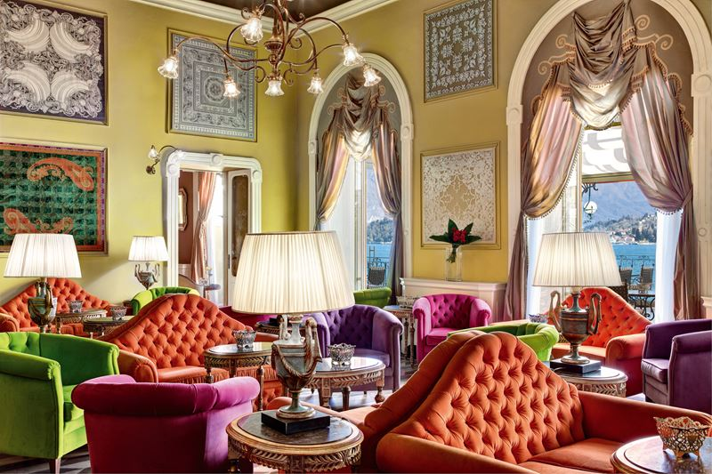 Grand Hotel Tremezzo (Италия, о. Комо) - фото 3