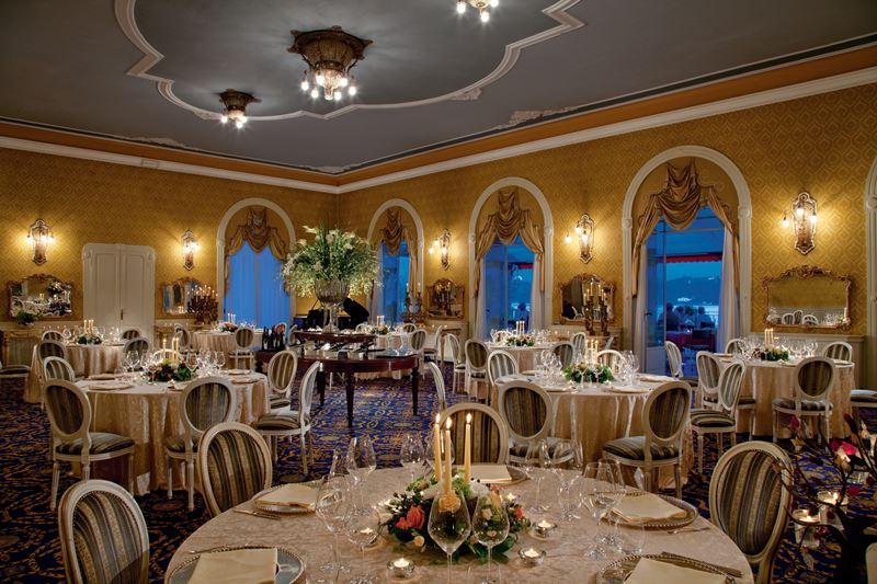 Grand Hotel Tremezzo (Италия, о. Комо) - фото 4