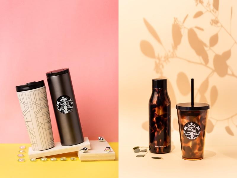 Новая коллекция тамблеров Starbucks ко Дню Святого Валентина