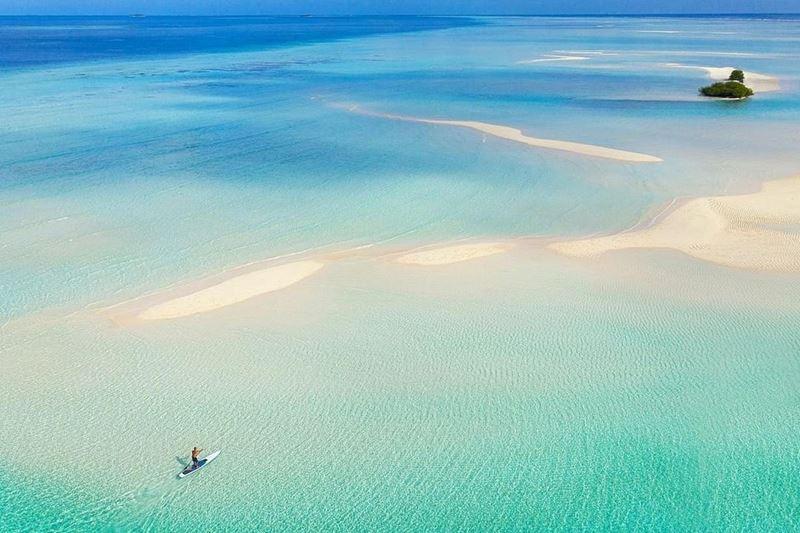 Исследуйте Мальдивы с YouTube-каналом Haa to Seenu