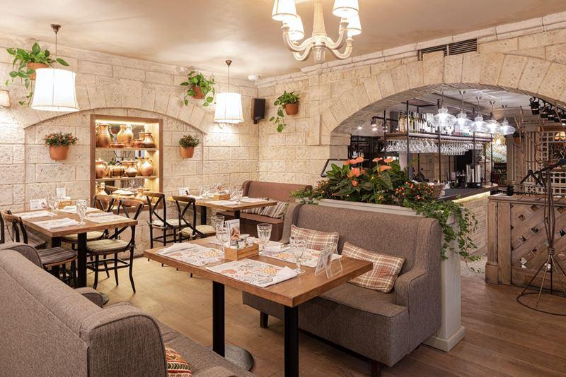 Новое место в Москве: грузинский ресторан «Джонджоли» на Маяковской - фото 2