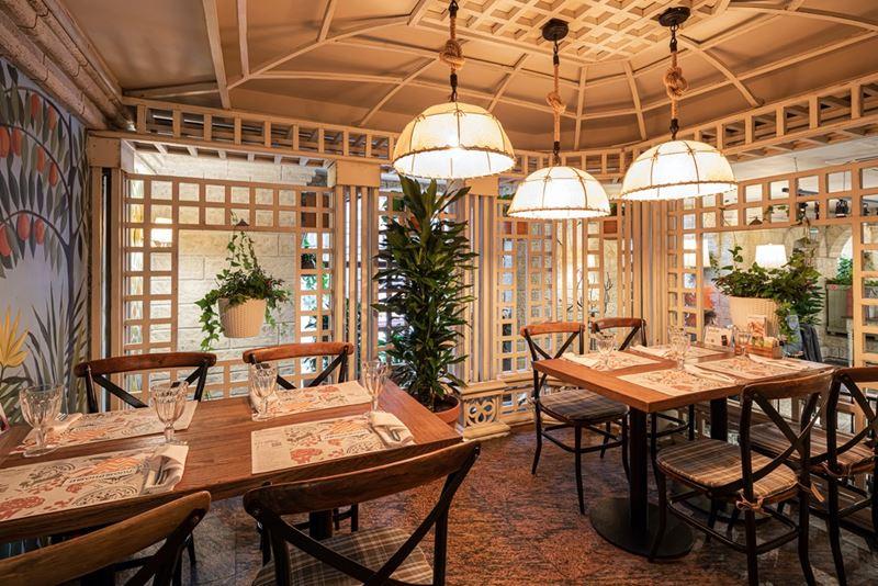 Новое место в Москве: грузинский ресторан «Джонджоли» на Маяковской - фото 3