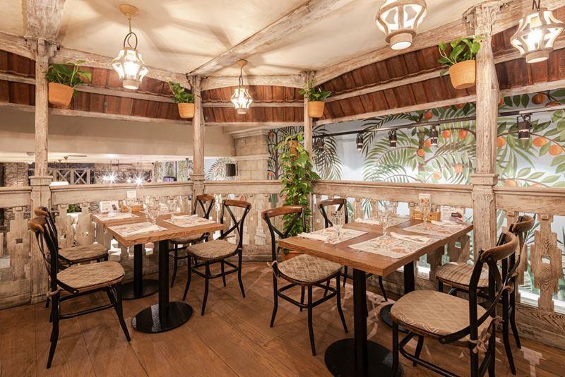 Новое место в Москве: грузинский ресторан «Джонджоли» на Маяковской - фото 1