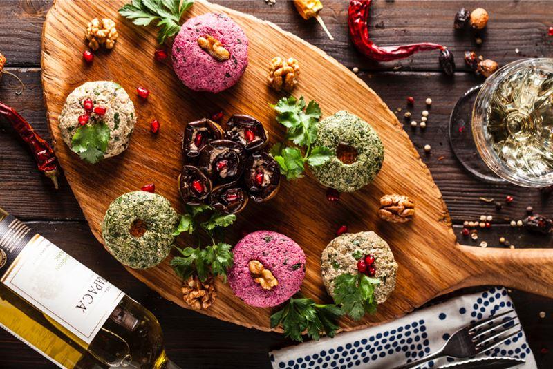 Новое место в Москве: грузинский ресторан «Джонджоли» на Маяковской - фото 4