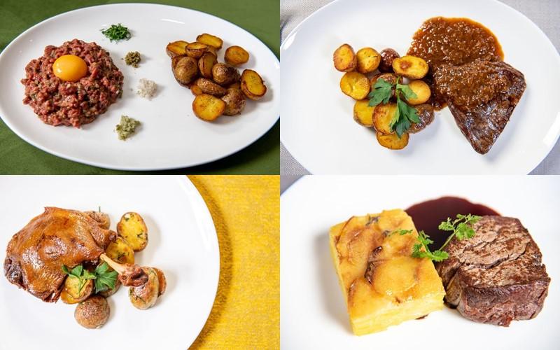 Ресторан и кондитерская Le Carré - блюда - фото 1