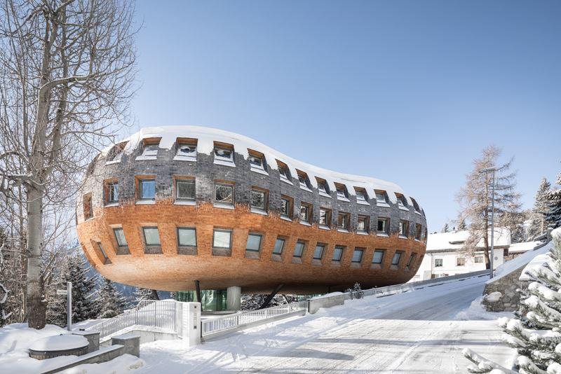 5 причин съездить в Санкт-Мориц зимой - Достопримечательности