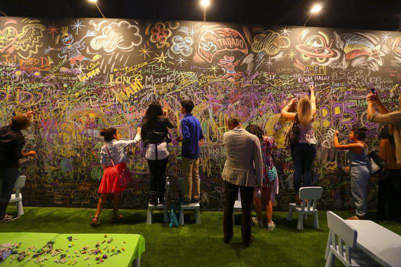 Искусство вдохновлять: арт-события Дубая в 2020 - Мастер-классы