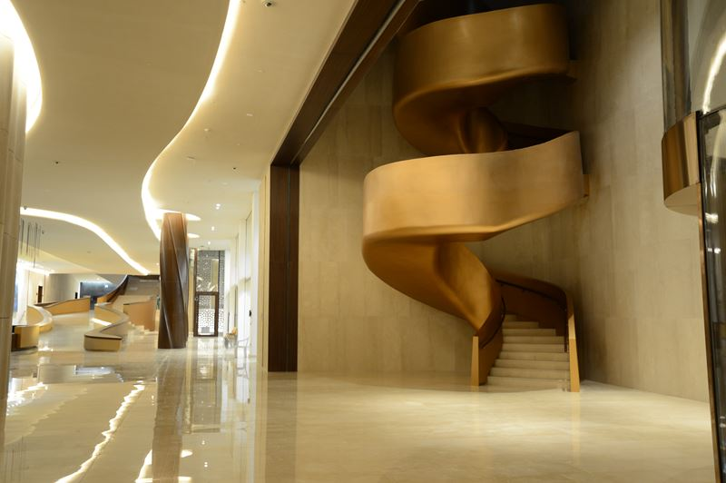 Виртуальное путешествие в Дубай - Музей Etihad