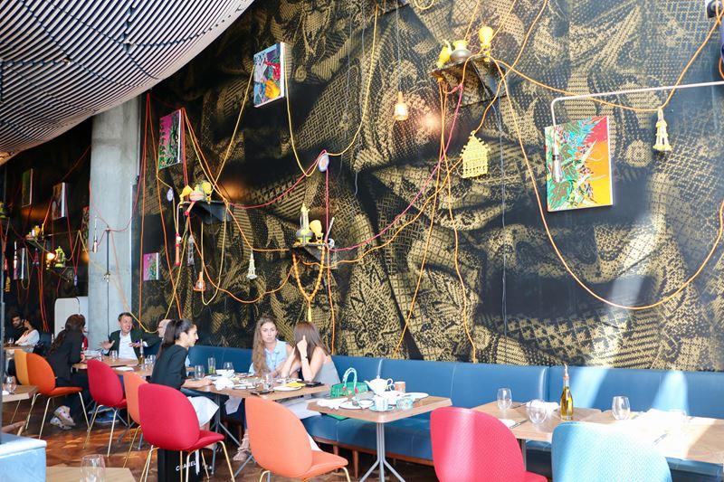 Искусство вдохновлять: арт-события Дубая в 2020 - Ресторан Molecule