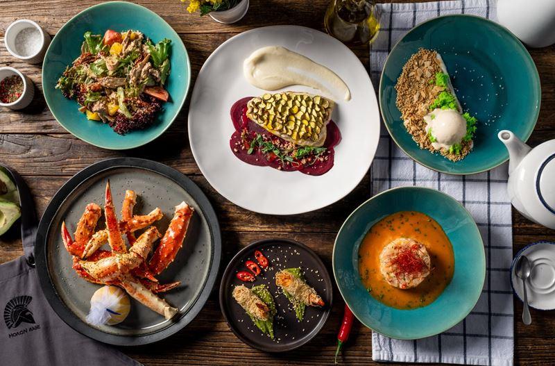 Moscow Restaurant Week «Море-Море» (16-30 марта 2020)