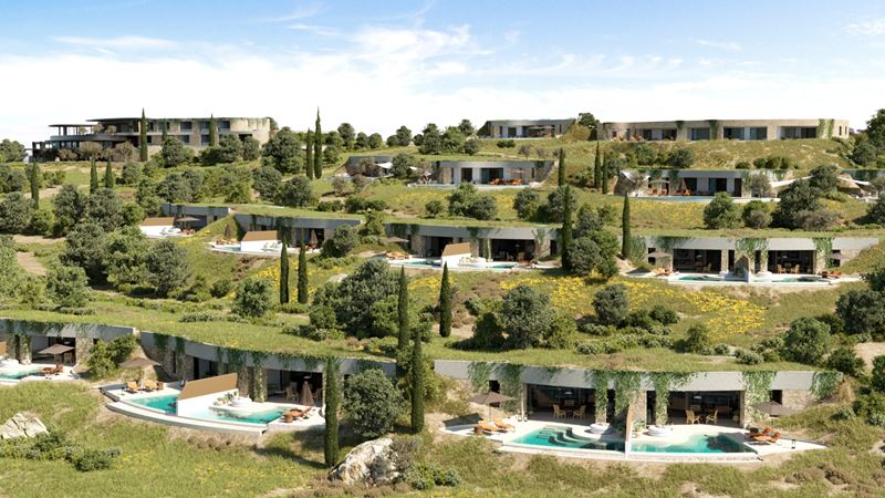 Costa Navarino построит два новых эко-курорта - Navarino Bay