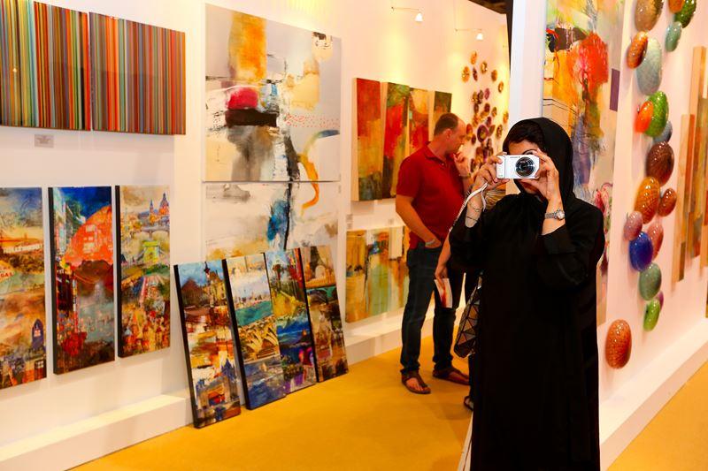 Искусство вдохновлять: арт-события Дубая в 2020 - World Art Dubai