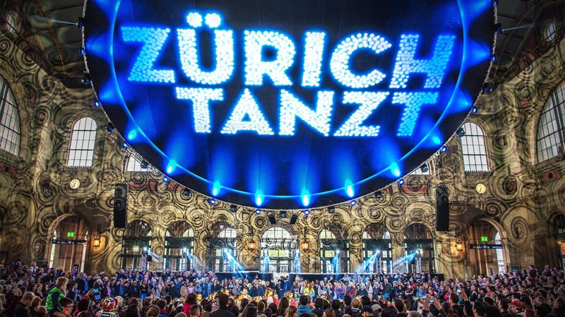 Фестивали в Цюрихе (Швейцария) весна-лето 2020 - Zurich Tanzt