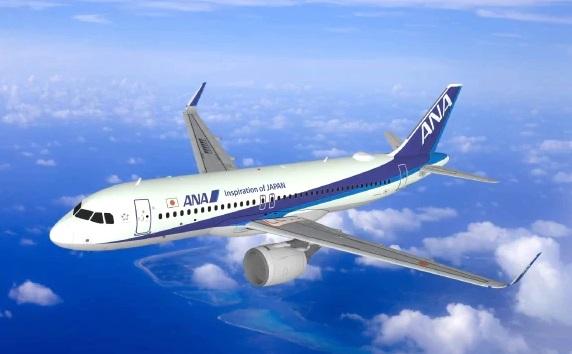 All Nippon Airways выполнила первый рейс из Токио во Владивосток