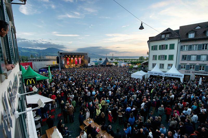 Фестивали в Цюрихе (Швейцария) весна-лето 2020 - Blues'n'jazz Rapperswil