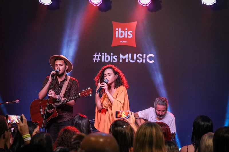 Конкурс ibis MUSIC в партнерстве со Spotify и Montreux Jazz Festival