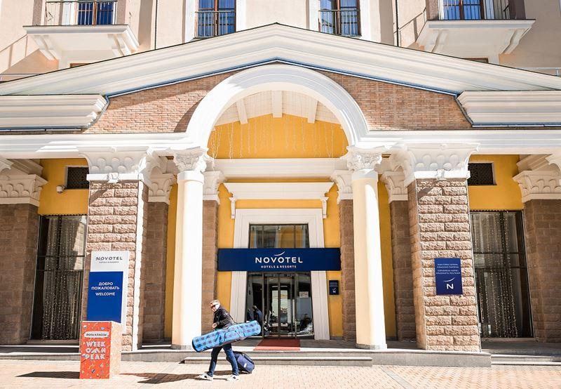 Novotel Congress – новый отель на Курорте Красная Поляна