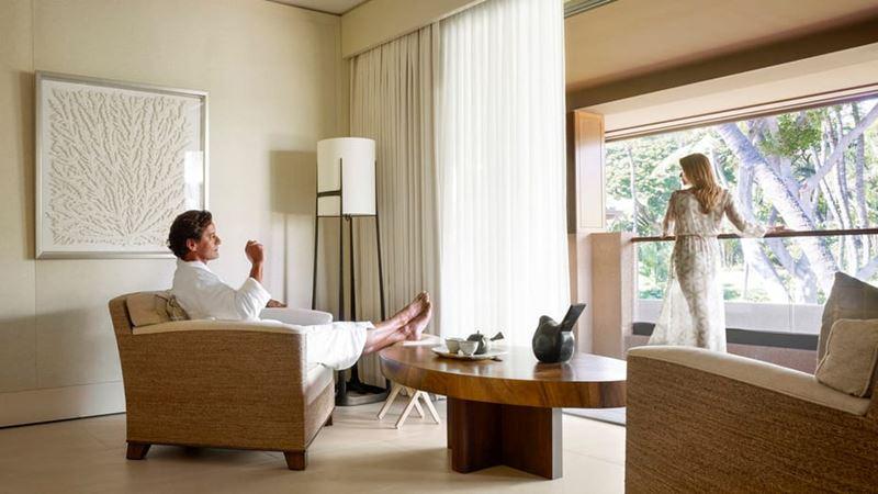Ведение дневника и медитация с Four Seasons Resorts Lanai